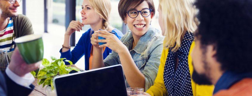 有效的溝通技巧,人際關係,職場關係,苓業國際教育學院