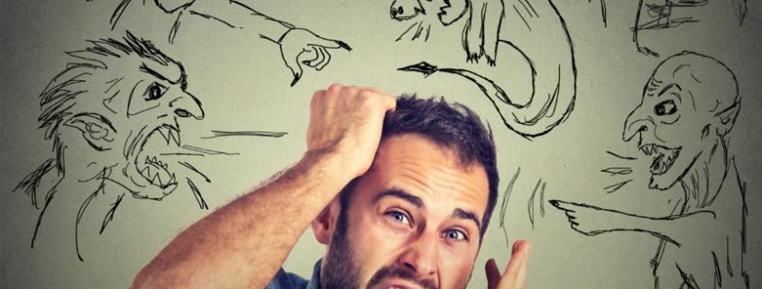 苓業-社交恐懼症-人際關係