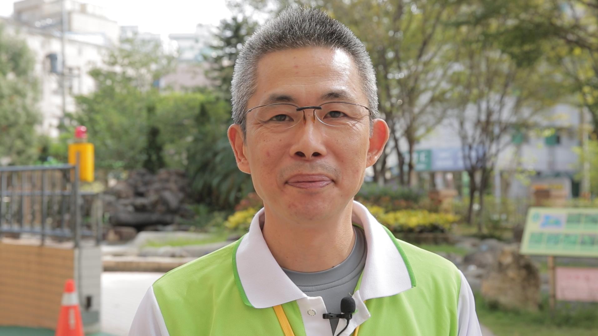 中信房屋加盟店總經理 - 劉嘉海