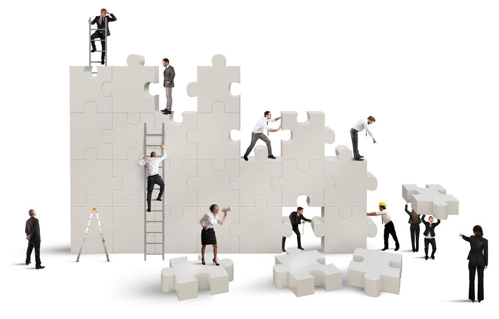 Harmonious teamwork