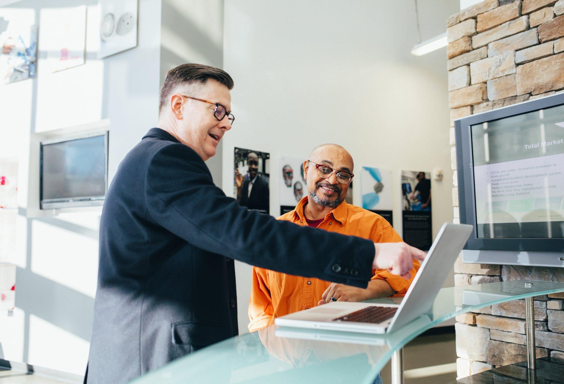 Seven key business skills make you a super salesman