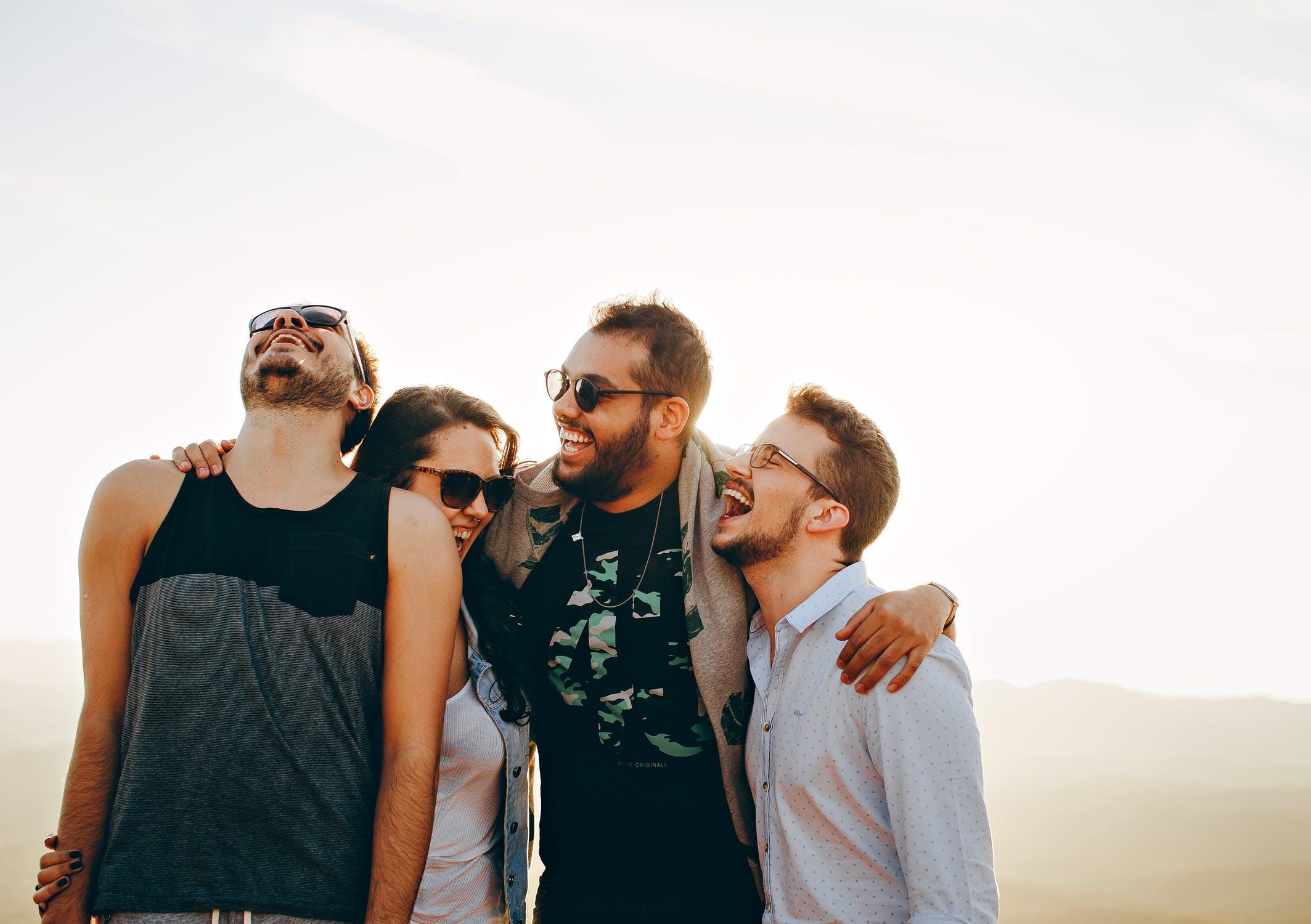 增加自信能使生活更加快樂 / 圖:Pexels